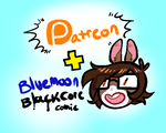 NEW WEBCOMIC SITE AND PATREON by Merrii