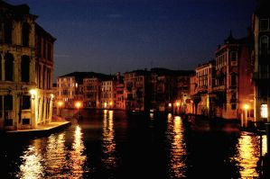 Night in Venice by VeryBadGirl