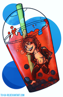 Rin Raspberry- Free! by To-Ka-Ro