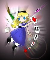 _Alice in Wonderland_ by Alice-fanclub