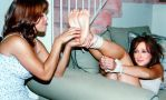 Jennifer Love Hewitt Tickled Fake by MikeTickler