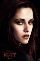 Twilight saga. Breaking Dawn: part 2 teaser poster by AndrewSS7