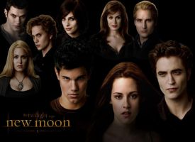 New Moon Wallpaper by Mistify24