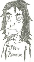 Tommy Wiseau Sketch by TurboTony00