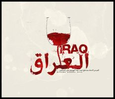 Iraq how Blood by mohamdKharsa