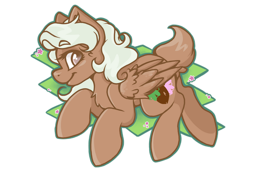 ArtTrade with Ana Gabrielle by NicoleTheBlueCat