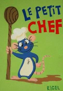 Le Petit Chef by RIGEL6217