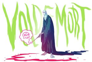 Voldemort by BryanTheEvery