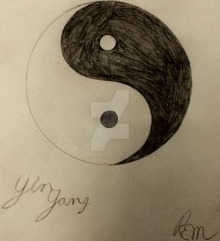 Yin Yang by Squirtster13