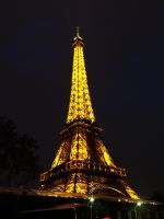 Paris in Lights by Ghillips