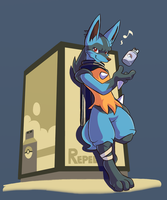 Commish: Wha? by ohgoshdarnthesecond