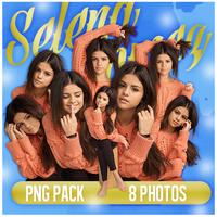 Selena Gomez Pack Png (Glamour 2011) by LightsOfLove