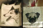 Custom Jute Bags anyone? :3 by Herzlose