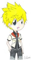 Boxas Roxas :D by Inulover46