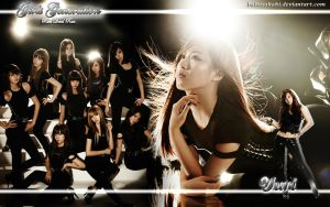 SNSD - Yuri RDR Wallpaper by bakasakaki