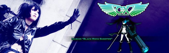 Black Rock Shooter, Inushio - Cosplaymaniax by reaperside