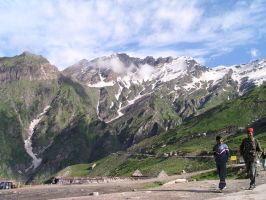 Manali - Valley of the gods by besok