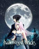 Halloween Bride by asha3