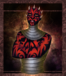 Darth Maul by Varjopihlaja