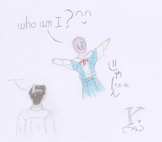 who am I - chibified by CelL1337