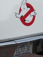Ghostbusters by LadyLewind