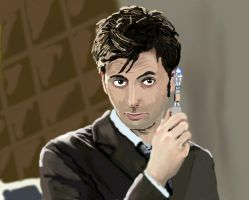 the Doctor by DeAeRO