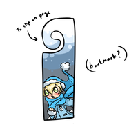 Bookmark Concept by OkayIlie