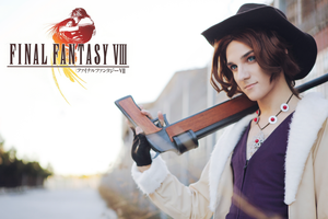 Final Fantasy VIII, Irvine by mrkittycosplay