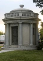 Fairmount Cemetery 19 by Falln-Stock