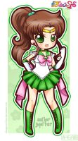 Sailor Moon Super S - Sailor Jupiter by Akage-no-Hime