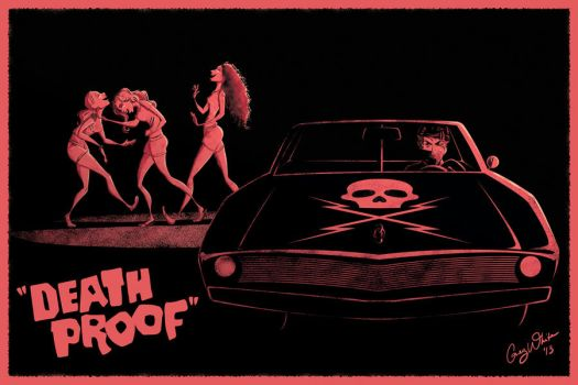 Death Proof by tightywhite
