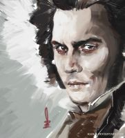 WIP Sweeney Todd by Kleur