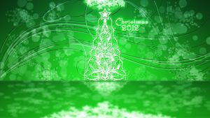 Christmas 2012 : wallpaper by B1itzsturm