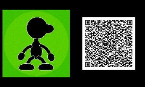 Freakyforms: Mr. Game and Watch QR Code by nintendolover2010
