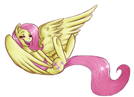 Fluttershy by Chimaerok