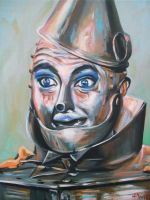 Tin Man by HillaryWhiteRabbit