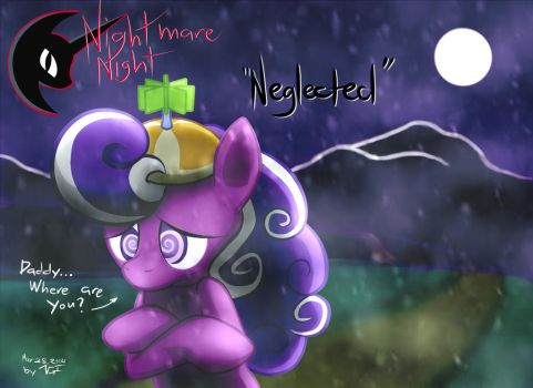 Nightmare Night Series - Neglected by StreaksPsyche