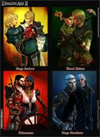 Dragon Age II: Choose your Destiny by DorianPavus