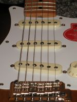 Fender Stratocaster 50's Micro by Law-Concept