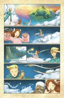Marvel Fairy Tales Avengers p6 by CeeCeeLuvins
