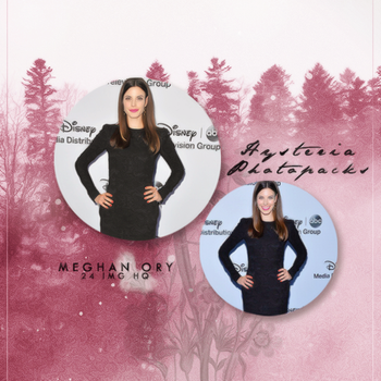 Photopack 583 // Meghan Ory by HysteriaPhotopacks