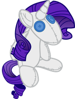 Rarity as Smarty Pants by Rarity6195