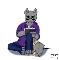 Sketching by walter-the-furry