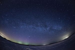 Milky Way by RLPhotographs