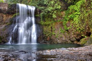 Silver Falls IV by SonjaPhotography