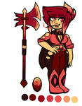 .:Fire Agate Reference:. by Maddexx