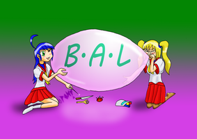 Balloon Art Lovers Banner by PonFuusen