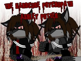 Ashley's Psychopath Attire by AshleyWolf259