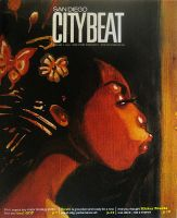 San Diego CityBeat Cover Jan09 by WarBrown