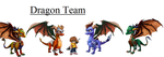 Dragon Team by Dragondude97